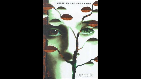 """Laurie Halse Anderson's groundbreaking 1999 novel, """"Speak,"""" details a high school student's recovery from rape. To mark its 15th anniversary, publisher Macmillan is matching donations to Rape, Abuse & Incest National Network, a resource for survivors of sexual violence. Click through the gallery to learn about other books that sparked dialogue about sexuality and sexual abuse."""