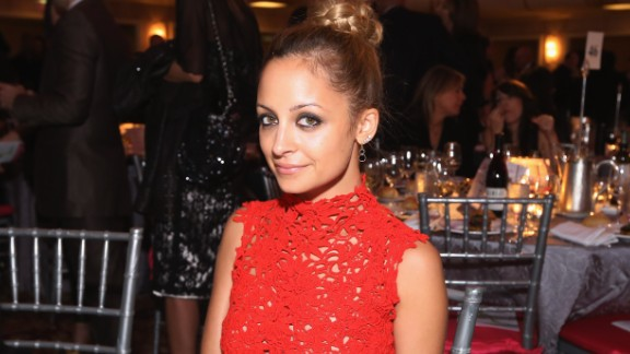 She's the adopted daughter of singer Lionel Richie, but Nicole Richie's biological father is of Mexican descent.