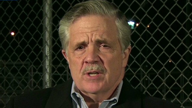 Mayor: Chemical spill is like a prison