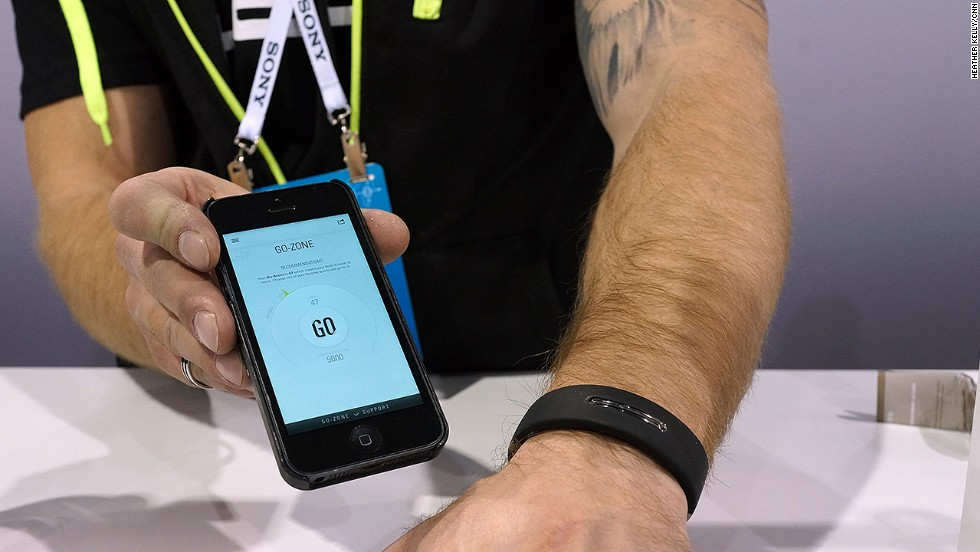 "The <a href=""http://www.jaybirdsport.com/reign-activity-tracker/"" target=""_blank"">Reign tracker</a> by Jaybird differentiates between types of activity and also monitors sleep patterns. It will cost $199 when it's released in the spring."