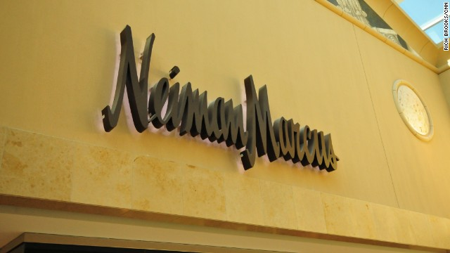 A Neiman Marcus spokeswoman said it's too early to know how many people were affected.