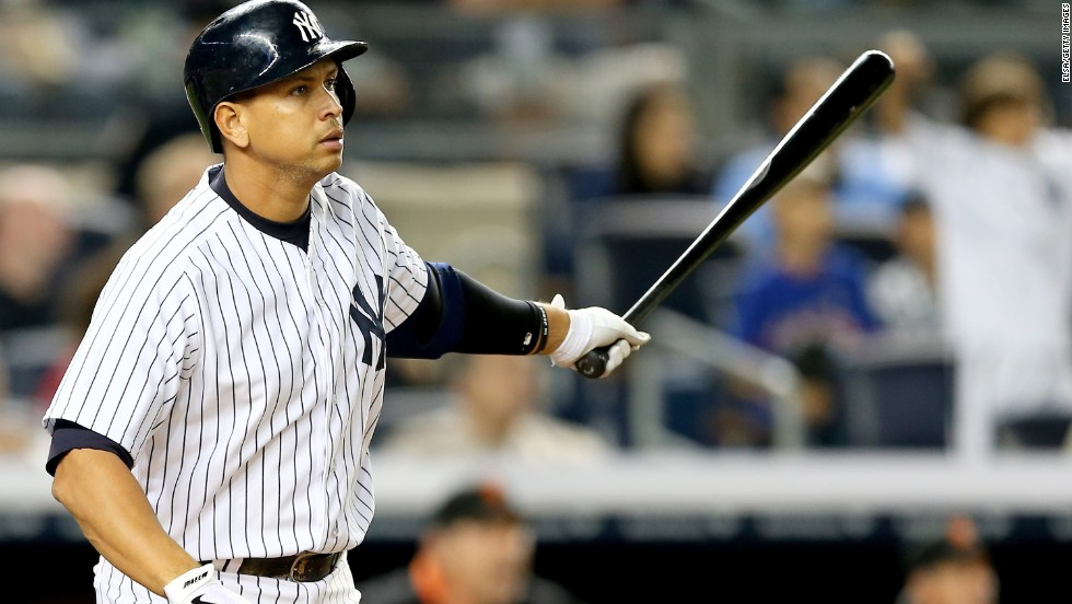 Alex Rodriguez is suspended for the 2014 regular and postseason over accusations of taking performance-enhancing drugs and having ties to the now-shuttered Biogenesis clinic in South Florida.