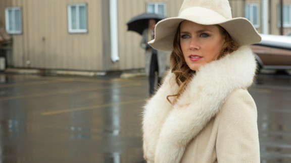 """Best actress in a motion picture, musical or comedy: Amy Adams, """"American Hustle"""""""