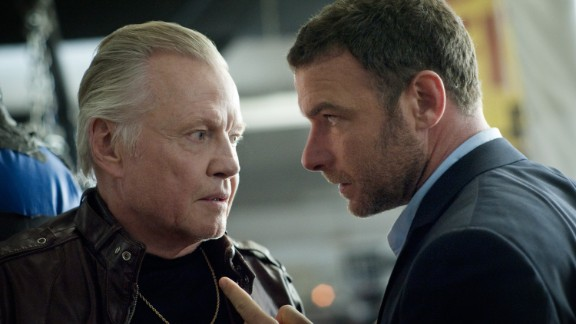 """Best supporting actor in a series, miniseries or TV movie: Jon Voight, """"Ray Donovan"""""""