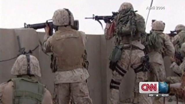 Find former marines