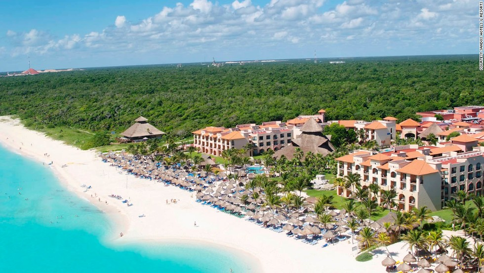 Riviera Maya Resorts >> Riviera Maya All Inclusive Resorts 8 Affordable Options Cnn Travel