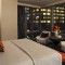 nyc tallest hotel night bedroom