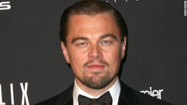 Leonardo DiCaprio is a celebrated actor and philanthropist.