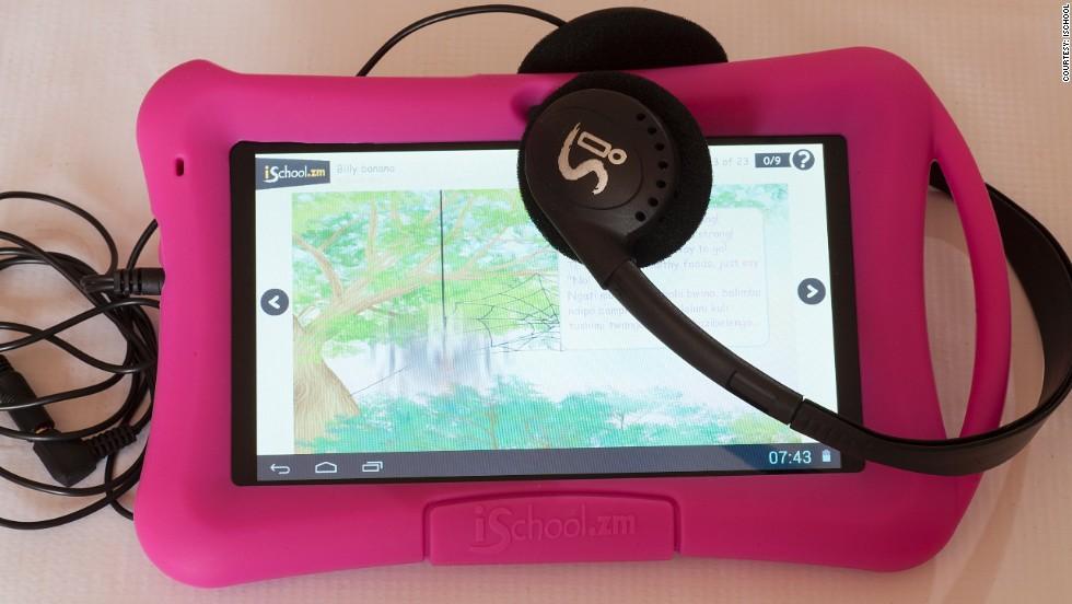 Zambian Tablet Zedupad Transforms Classrooms Into Interactive Hubs Cnn