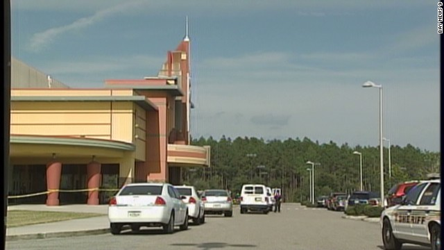 Man killed in theater over texting