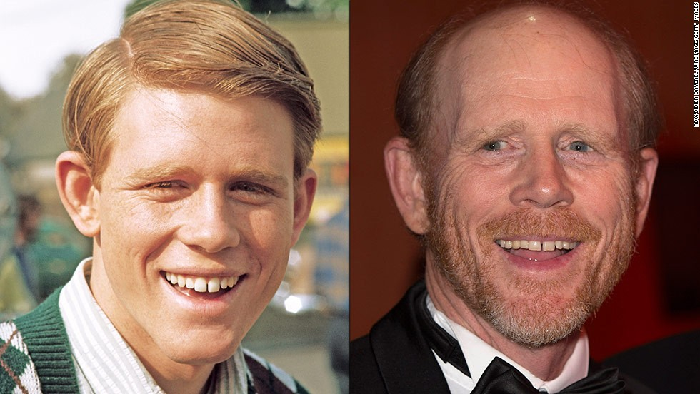 "Richie Cunningham was the heart of ""Happy Days"" and helped Ron Howard transition from his childhood role of Opie Taylor on ""The Andy Griffith Show."" He is now a famed director of several films, including ""Apollo 13,"" ""A Beautiful Mind"" and ""Rush."""