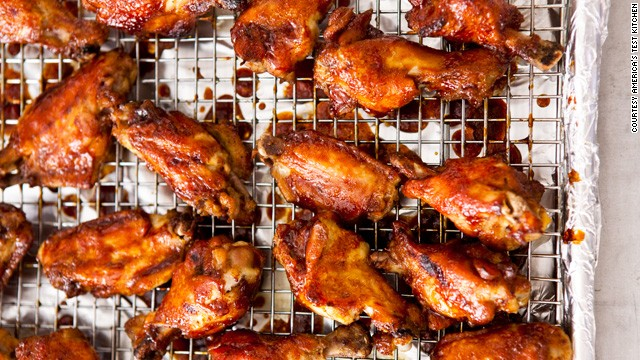 Perfect Your Slow Cooker Chicken Wings Cnn