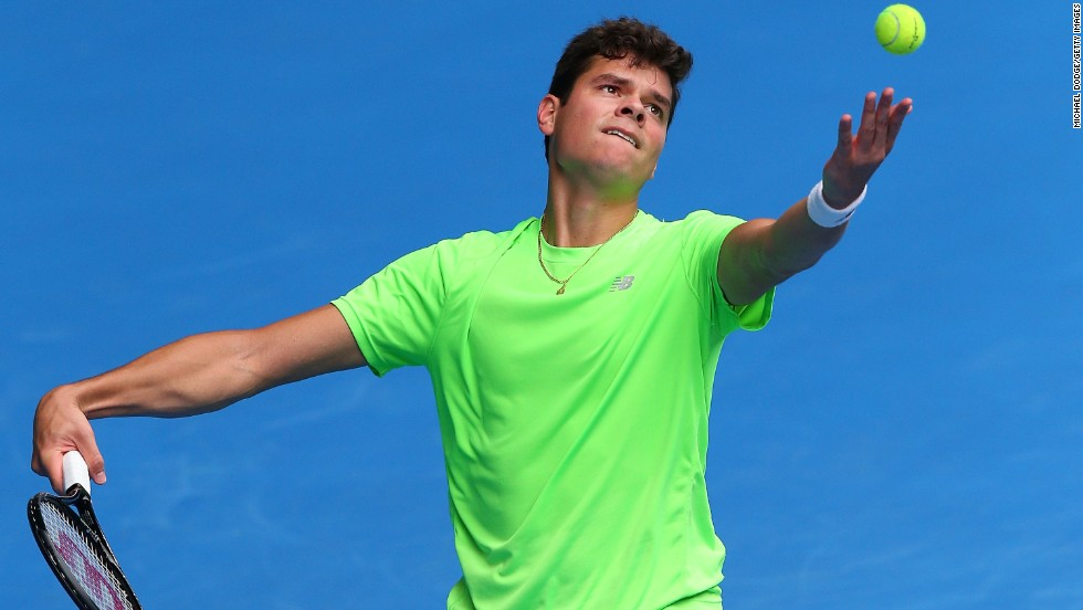Big-serving Milos Raonic, hailed by some as the next Pete Sampras, was the ATP's rookie of the year in 2011 and has already won five titles, but the Canadian is still to get past the fourth round of a grand slam.