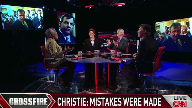 Christie taking enough responsibility?