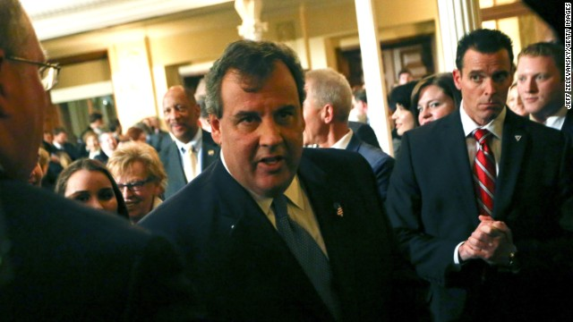 Gov. Chris Christie hires counsel