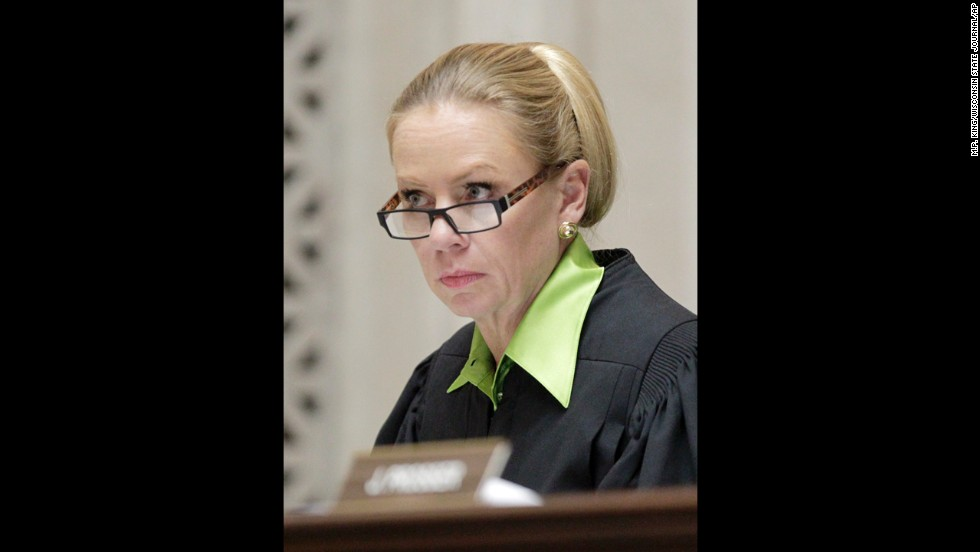 Justice Annette Kingsland Ziegler, who serves on the Wisconsin Supreme Court, turns 50 on March 6, 2014. Prior to being elected a judge the State Supreme Court, Ziegler served on the Washington County Circuit Court and worked as a federal prosecutor.