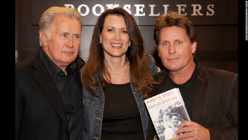 "Writer Hope Edelman is the author of nonfiction works ""Motherless Daughters,"" ""Motherless Mothers"" and the memoir ""The Possibility of Everything,"" about her family's journey after her daughter began exhibiting strange, disruptive behavior. She also co-wrote the memoir ""Along the Way,"" with Martin Sheen and Emilio Estevez (pictured). Edelman, who was born June 17, 1964, studied journalism at Northwestern University and nonfiction writing at the University of Iowa."