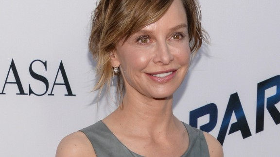 """Actor Calista Flockhart cemented her stardom on the television series """"Ally McBeal"""" with her chatty character, frantic love life and micro-mini-skirt suits. She was born in Freeport, Illinois, on November 11, 1964, but her family moved often. She now has her own family, with movie star husband Harrison Ford and son Liam."""