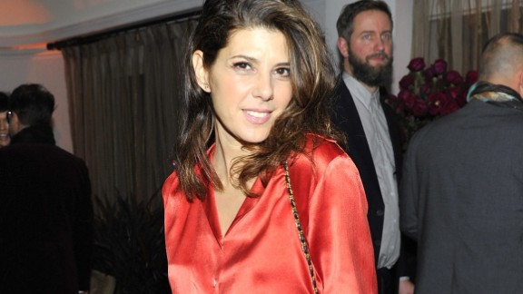 """Marisa Tomei got her start in television on the soap opera """"As the World Turns"""" and """"Cosby Show"""" spinoff """"A Different World."""" She won an Oscar for best supporting actress for her role in """"My Cousin Vinny,"""" and has worked steadily in quirky movies ever since. Tomei was born in Brooklyn on December 4, 1964, to Italian-American parents."""