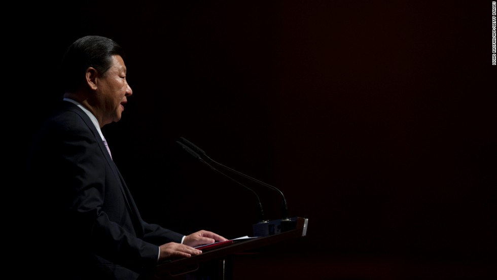 "China's President Xi Jinping has assumed complete control of China in the past 12 months. One of <a href=""http://edition.cnn.com/2014/01/15/world/asia/china-year-ahead-xi-jinping-jiang/index.html"">Xi's most applauded moves has been an intensified fight against corruption</a>."