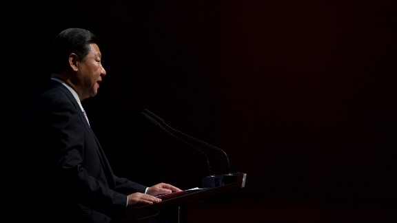 China's President Xi Jinping has assumed complete control of China in the past 12 months. One of Xi's most applauded moves has been an intensified fight against corruption.