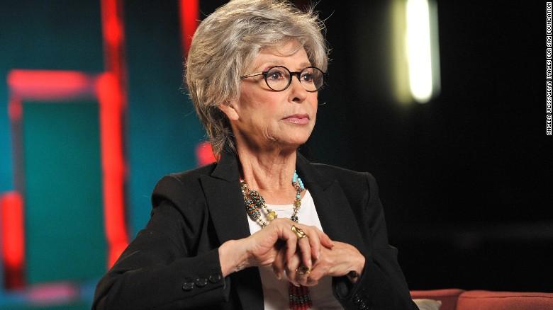 Rita Moreno defends Lin-Manuel Miranda over 'In the Heights' colorism controversy