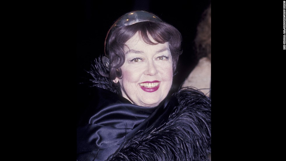 Rosalind Russell (1975)