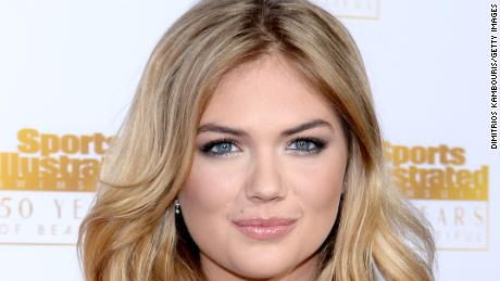 Model Kate Upton attends NBC and Time Inc. celebrate the 50th anniversary of the Sports Illustrated Swimsuit Issue at Dolby Theatre on January 14, 2014 in Hollywood, California. (Photo by Dimitrios Kambouris/Getty Images)