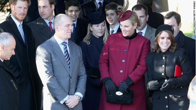 Queen's granddaughter Zara Phillips has baby girl