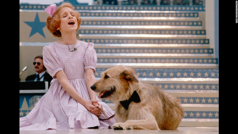 "She might be best known as Carrie Bradshaw from the HBO hit ""Sex in the City,"" but Sarah Jessica Parker's acting credits include a stint in the lead role of ""Annie"" on Broadway in the 1980s. She revisited her days as the red-haired orphan in a guest appearance on Fox's ""Glee,"" where she performed a mash-up of the classic tune ""You're Never Fully Dressed Without a Smile"" and ""The Way You Look Tonight."""