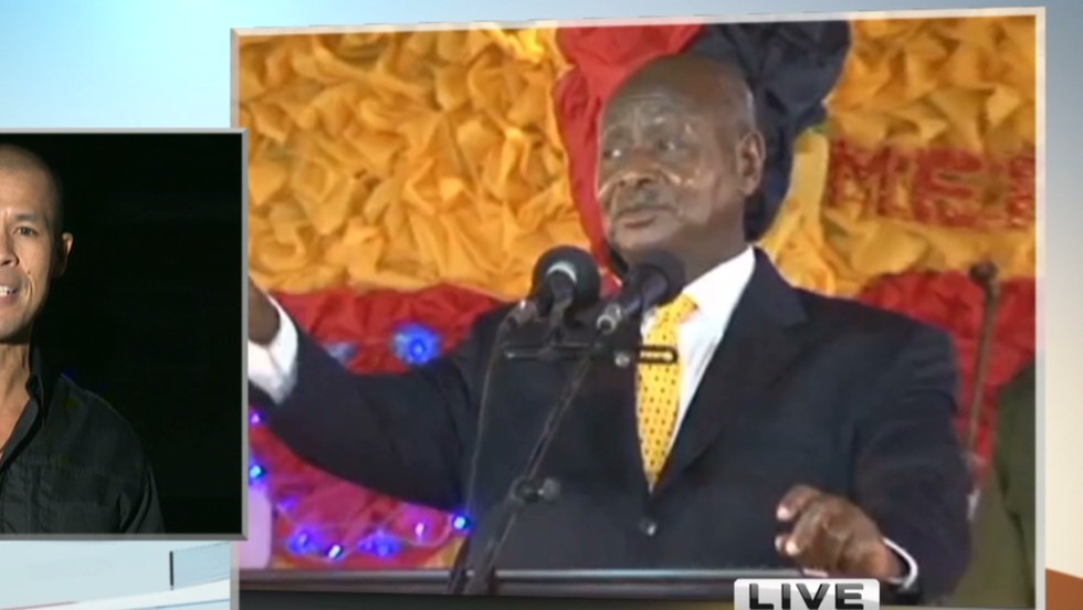 Ugandan president signs anti-homosexuality bill