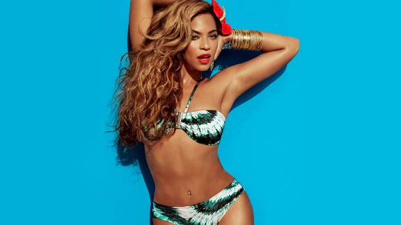 """H&M's summer 2013 campaign featuring Beyoncé created some heat when the brand attempted to retouch some of her curves. The Sun reported that """"when Beyoncé found out they had edited the way her body really looked, she hit the roof. She's a true diva and was furious that she had been given such a snubbing. Her people refused to give the pictures the green light, so H&M were forced to use the originals."""""""