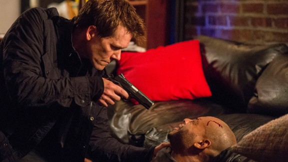"""""""The Following"""": Just before its second season premiered, producers said the show's violence has been toned down."""