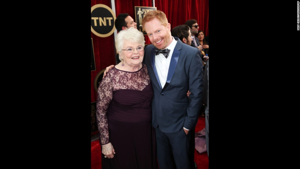 June Squibb and Jesse Tyler Ferguson