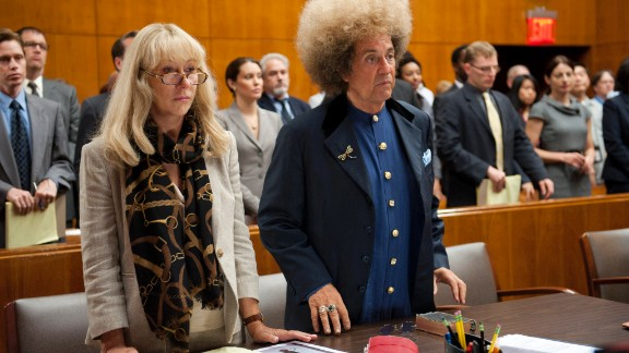 """<strong>Outstanding performance by a female actor in a television movie or miniseries:</strong> Helen Mirren, """"Phil Spector"""""""