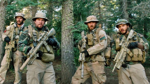 """<strong>Outstanding action performance by a stunt ensemble in a motion picture: </strong>""""Lone Survivor"""""""