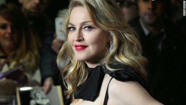 Madonna Slammed For N Word Use Cnn Video