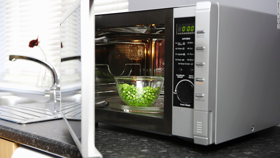 Done The Right Way Microwaving Food Is One Of Best Ways To Preserve Nutritional