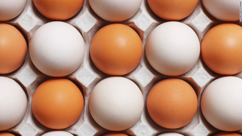 "<strong>Eggs</strong><br /><br />A study from Saint Louis University found that folks who ate eggs for breakfast consumed 330 fewer calories throughout the day than those who had a bagel. ""Eggs are one of the few foods that are a complete protein, meaning they contain all nine essential amino acids that your body can't make itself,"" says Joy Dubost, spokesperson for the Academy of Nutrition and Dietetics. ""Once digested, those amino acids trigger the release of hormones in your gut that suppress appetite.""<br /><strong><br />Feel even fuller:</strong> Don't discard the yolks -- about half an egg's protein lives in those yellow parts. Adding vegetables to a scramble boosts its volume and fiber content for few extra calories (an egg has 78, and a cup of spinach just 7).<br /><br /><a href=""http://www.health.com/health/gallery/0,,20676415,00.html"" target=""_blank"">Health.com: The 20 best foods to eat for breakfast</a> <br />"