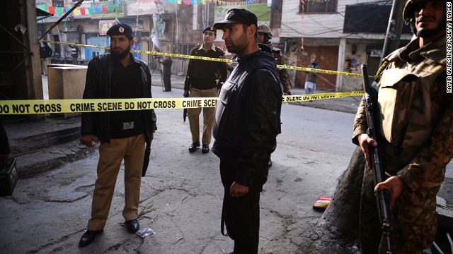 Deadly Taliban bombing in Pakistan