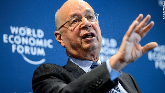 Klaus Schwab: We cannot be complacent