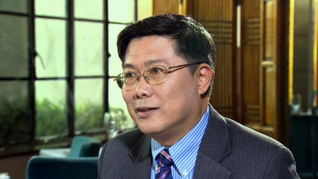 Tang Min, economic adviser to China's State Council