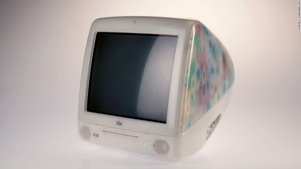 "The iMac G3 line featured a variety of designs and colors, using translucent and colored plastics. In addition to colors like Tangerine, Blueberry and Grape, Apple offered this ""flower power"" version (derided as one of<a href=""http://money.cnn.com/gallery/magazines/fortune/2012/10/29/ulgy-apple.fortune/3.html"" target=""_blank""> Apple's ugliest products</a>)."