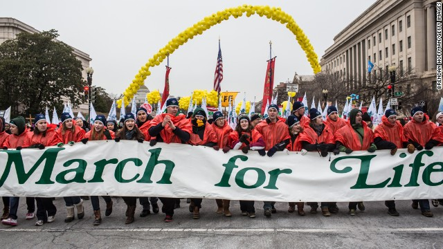 'March for Life' set for Friday: What you need to know
