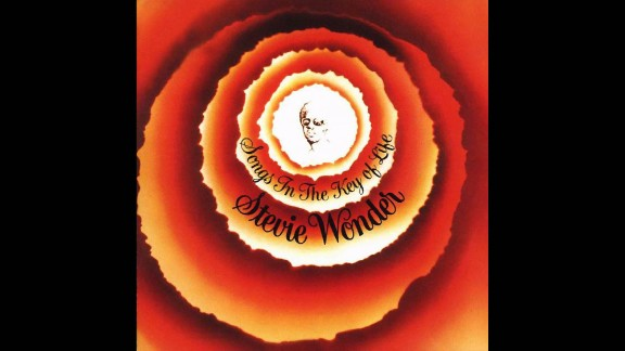 """Stevie Wonder's """"Songs in the Key of Life"""" is considered one of his most epic works. At the 1977 Grammys, Wonder picked up four awards, including best pop vocal performance and album of the year."""