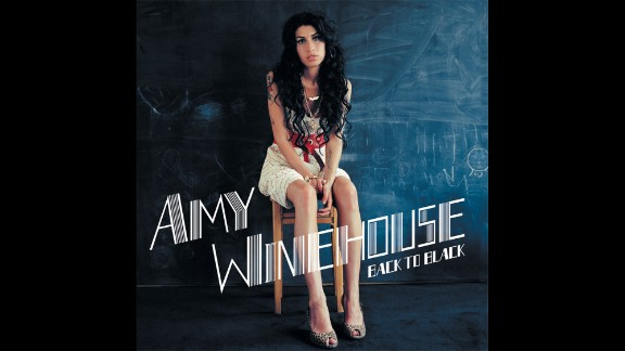 "Amy Winehouse's ""Back to Black"" topped the charts in several countries, including her native UK."