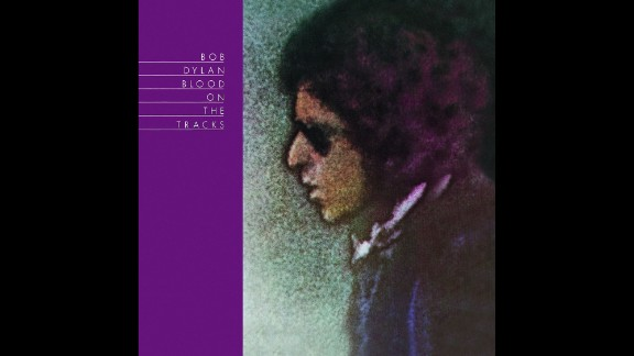 """There are any number of Bob Dylan albums that could go on this list, but 1975's """"Blood on the Tracks"""" is often considered his most personal: a brutal, heartfelt chronicle of relationships lost and broken, probably inspired by his own marriage troubles (though Dylan, typically, has been opaque on its roots). The album won a Grammy for its liner notes, by Pete Hamill."""