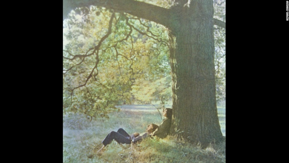 "John Lennon's 1970 debut solo album ""John Lennon/Plastic Ono Band"" is as memorable for the music as it is for coming after The Beatles' breakup. Wife Yoko Ono simultaneously recoded ""Yoko Ono/Plastic Ono Band."""