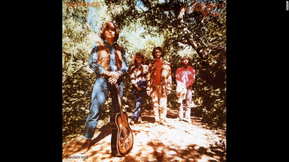 "Creedence Clearwater Revival dominated the charts in the late '60s and early '70s with a string of rootsy, riff-filled singles, including ""Proud Mary,"" ""Green River,"" ""Up Around the Bend"" and ""Run Through the Jungle."" ""Green River,"" one of the group's three (!) 1969 albums, is the CCR sound honed to a fine point, including the title song, ""Bad Moon Rising"" and ""Wrote a Song for Everyone."" Grammy attention: negative."