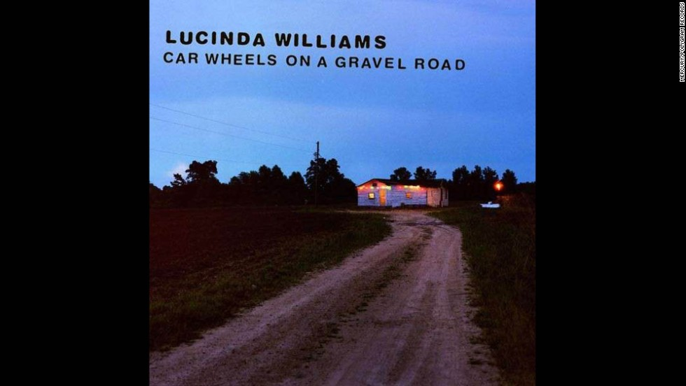 "Until the release of 1998's ""Car Wheels on a Gravel Road,"" Lucinda Williams was considered a hidden treasure, with four releases spread over 20 years and her best-known song, ""Passionate Kisses,"" covered by Mary Chapin Carpenter. (Williams won a songwriting Grammy for that.) ""Car Wheels"" went gold, however, winning Williams a Grammy for best contemporary folk album and topping lists of 1998's best albums. Its songs still ring true, including ""Right in Time,"" ""Drunken Angel"" and ""Metal Firecracker."""